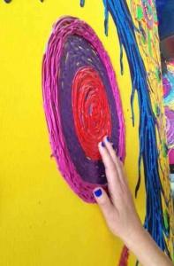 Nine ARAM touchez avec les yeux regardez avec les doigts 5