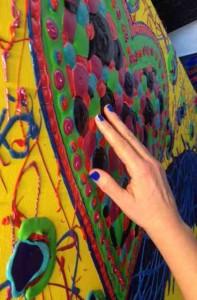 Nine ARAM touchez avec les yeux regardez avec les doigts 6