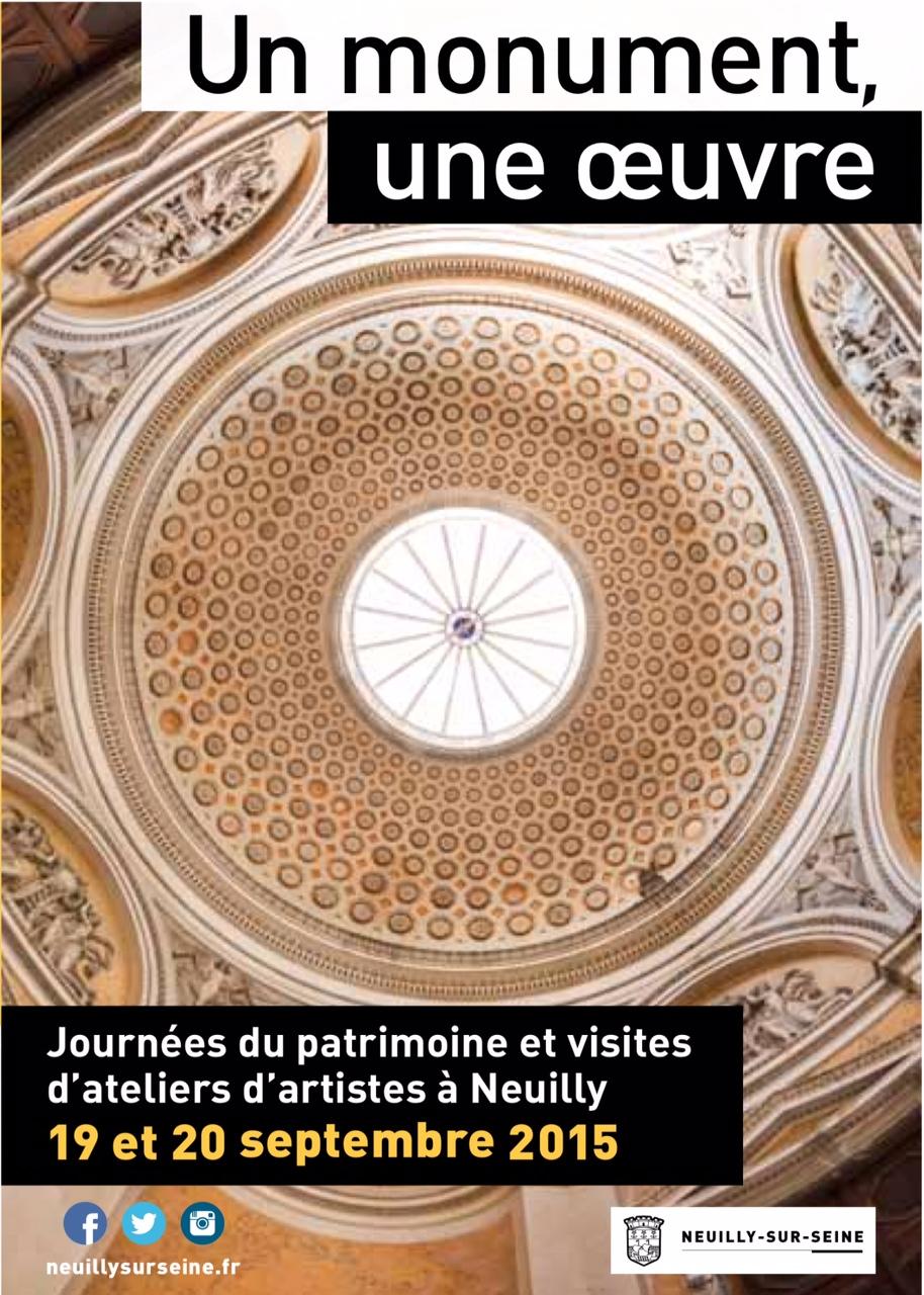 Exposition Journées Portes Ouvertes des Ateliers d'artistes Journées du Patrimoine